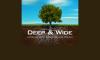 "DEEP & WIDE - ""Contagious Faith"" (Contemporary)"